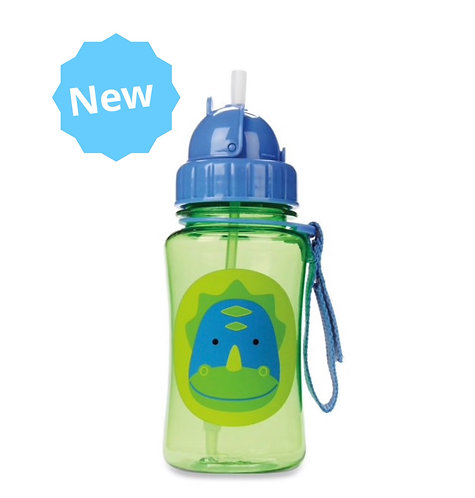 Skip hop dino water bottle