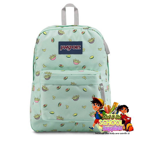 Original Jansport (avocado)