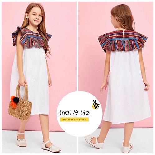 Girls Boho cute dress