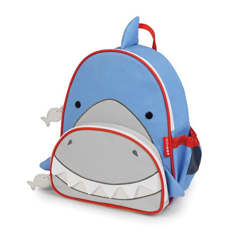 Baby shark backpack (toddlers)