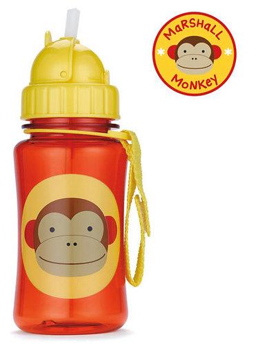 Skip hop monkey water bottle