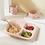 Thumbnail: Baby Tableware 6 Pcs Set Kids Dinner Plate