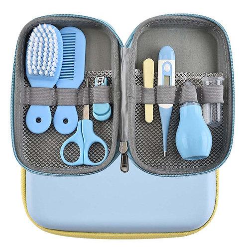 8pcs/Set Baby Nail Scissors Clipper Portable