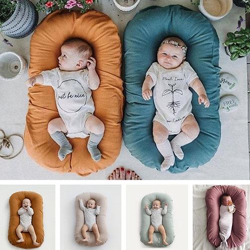 Newborn Baby Nest Bed Portable Crib Travel Bed