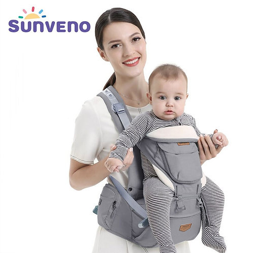 Sunveno Ergonomic Baby Carrier Infant Hip Seat Carrier