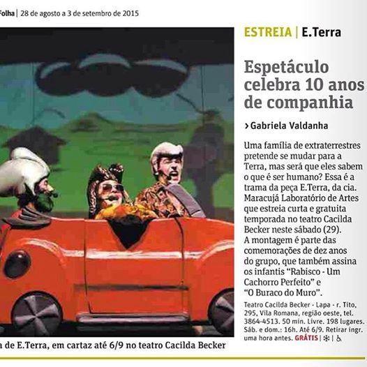 E.Terra - Folha de São Paulo