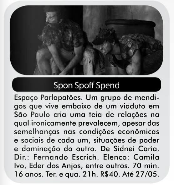 SPon SPoff SPend
