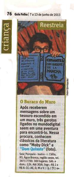 Guia da Folha SP, 07-06-2013