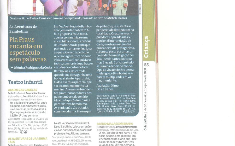 Folha de SP_4 estrelas_2008