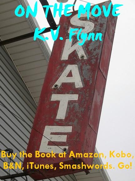 K.V. Flynn Talks YA Lit, MG Books with Liz Botts