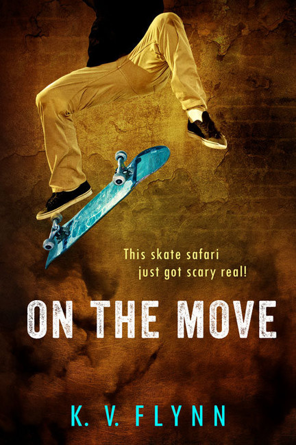VOTE FOR ON THE MOVE'S COVER in CONTEST!