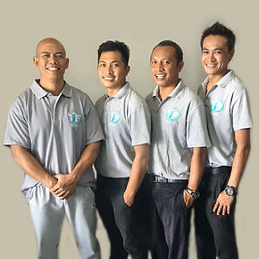 Bali Upholstery Cleaning Staff