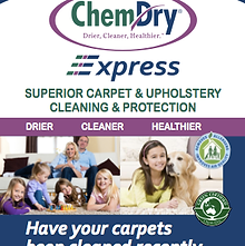 Chemdry Express Carpet Cleaning
