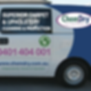 Chemdry Express Carpet Cleaning Van