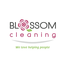 Blossom Cleaning Logo