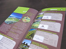 What's ON Tourist Brochure