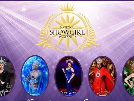 The National Showgirl Pageant announced an open contest for Nationals