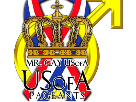 Mr Gay USofA & Mr Gay USofA at Large Dates Announced