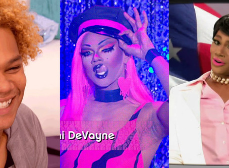 RuPauls Drag Race Superstar Chi Chi DeVayne Hospitalized