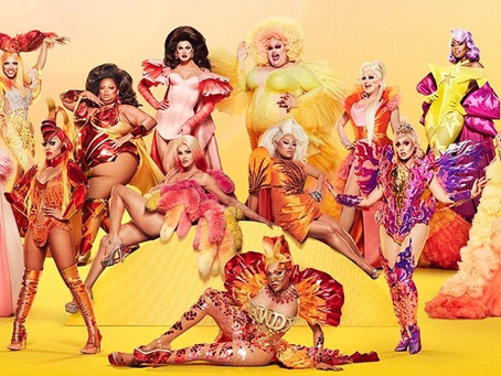 RuPaul's Drag Race All Stars 6 Ruvealed