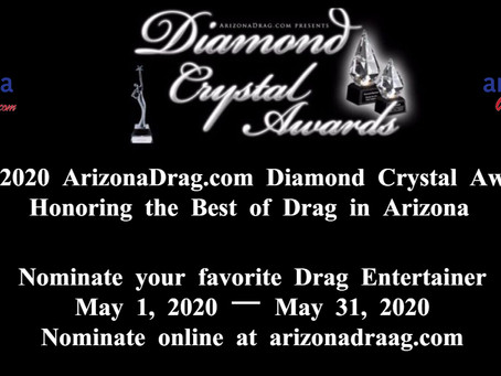 2020 ArizonaDrag.com Diamond Crystal Awards