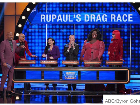 RuPaul's Drag Race to Appear on Celebrity Family Feud
