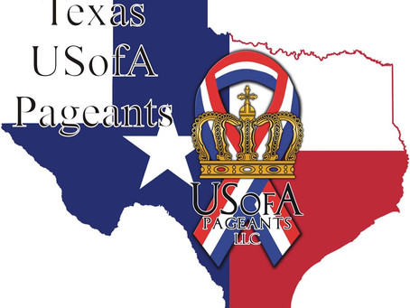 Texas USofA Pageants Cancelled for 2020 Pageant Season