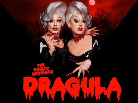 The Boulet Brothers Dragula: Resurrection. All new series coming in October.
