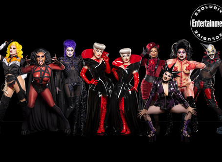 The Boulet Brothers Dragula: Resurrection cast revealed