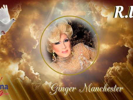 Ginger Manchester - Decorated entertainer passes away