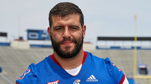 Former Houston O-lineman Alex Fontana 'a big get' for KU