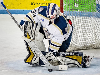 After getting drafted, former Janesville Jets goalie Cole Brady ready to chase NHL dream