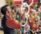 Justin Mazz Juggling