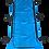 Thumbnail: FEMA BLUE CHLORINE-FREE BODY BAGS - 10 GAUGE