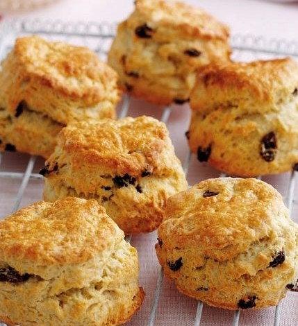 Fruited Scone Bake Kit (24-30 Scones!)