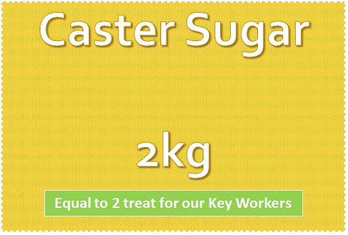 Caster Sugar 2kg