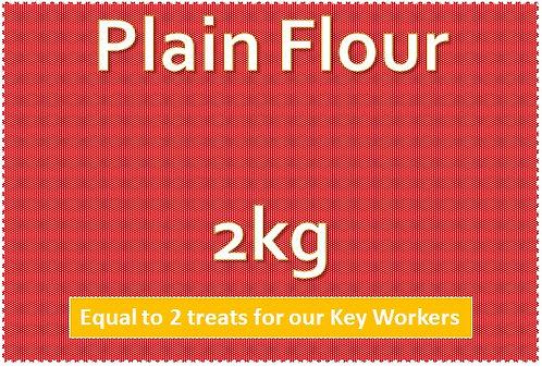 Plain Flour 2kg