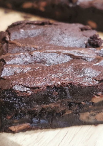 Chocolate Brownie Bake Kit