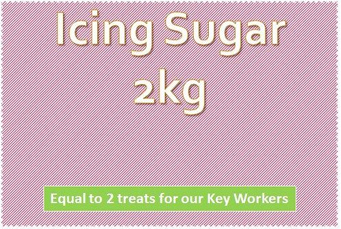 Icing Sugar 2kg