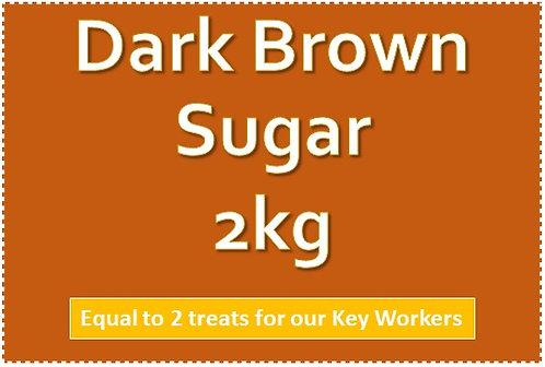 Dark Brown Sugar 2kg