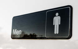 Private Mens Stall