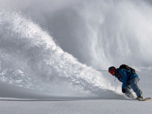 Record snows mean pure powder on Mt. Hood