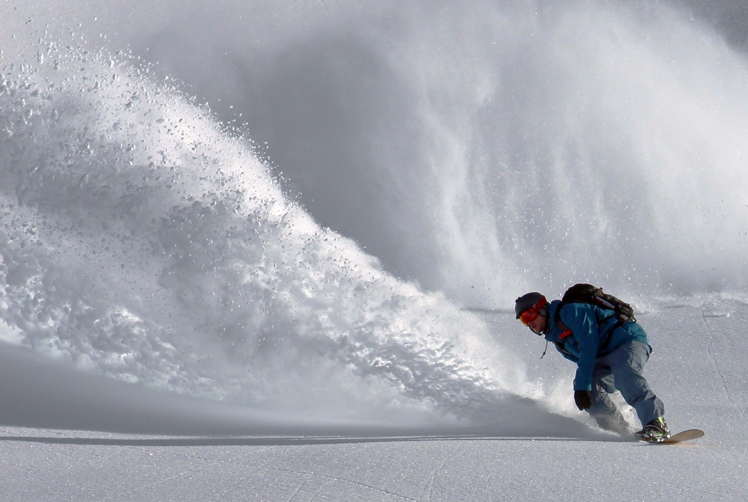 Deep Powder Utah