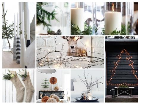L'art de recevoir en toute simplicité & avec style à Noël !