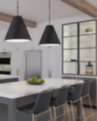 Cuisine Bo239 - Bianco Design - VueB - 2