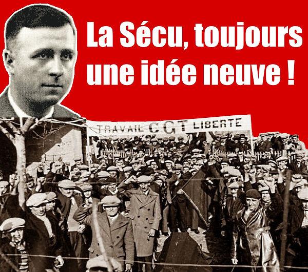 La sécu, toujours une idée neuve - Syndicalisme révolutionnaire