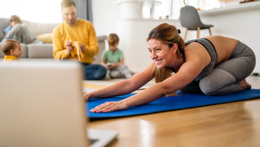 6 Tips For At-Home Workouts