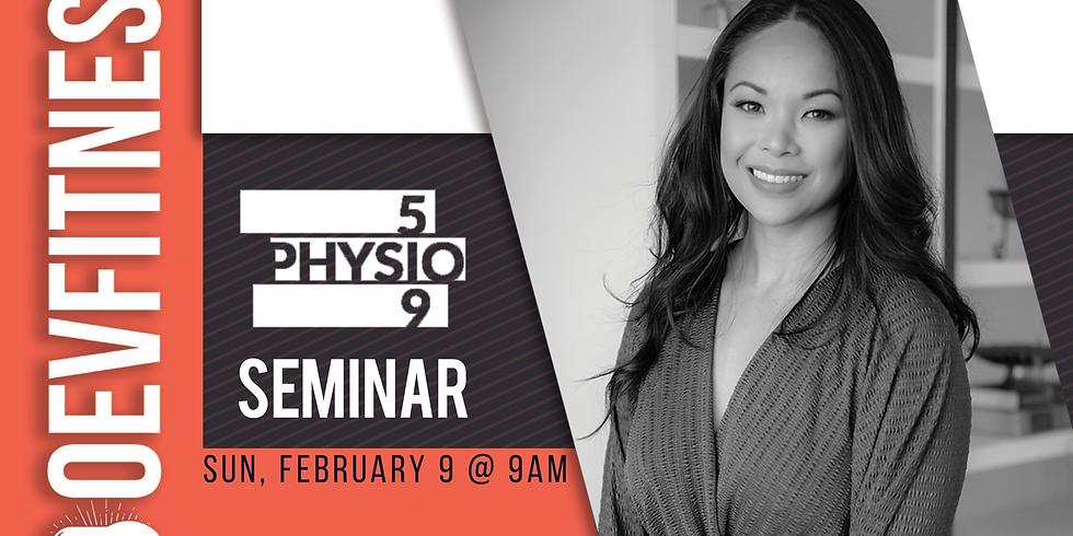 519 Physio Seminar