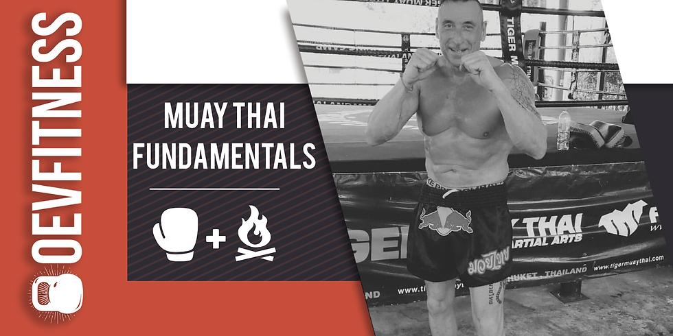 Muay Thai Fundamentals