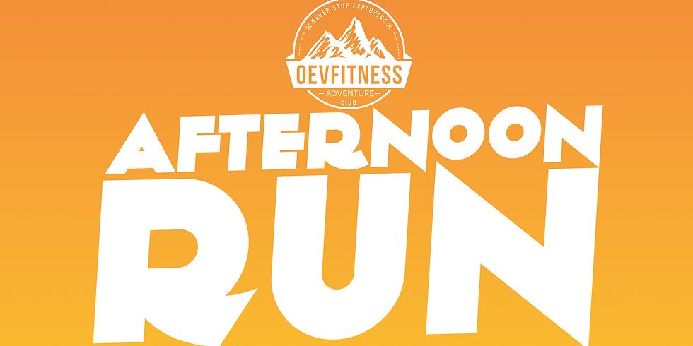 OEV Adventure Club - Afternoon Run